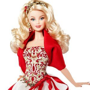 Barbie Collector 2010 Holiday Doll